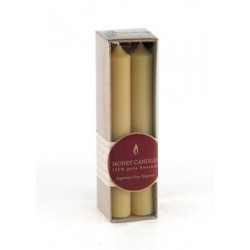 Beeswax 6 inch tube 4 pack