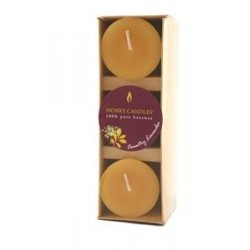 Beeswax essentials oils country lavender