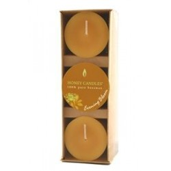 Beeswax essentials Votives Evening Bloom