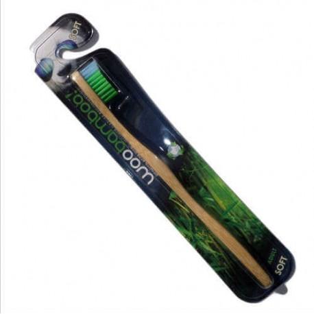 Brosse à dents bambou douce